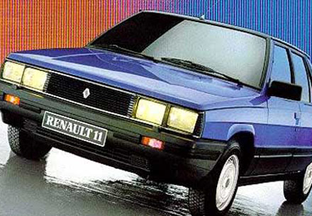 Фото Renault 11,Доска объявл…